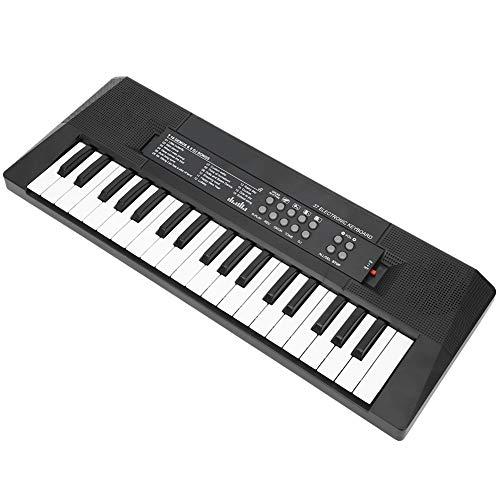 Tastiera musicale multifunzione a 37 tasti, tastiera di pianoforte, giocattoli per l'insegnamento...