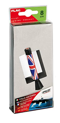 Lampa 40270 Staafantenne vlag UK
