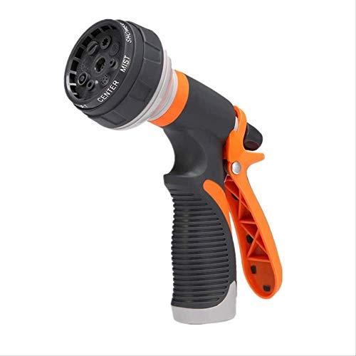Hochdruck-gartenautowaschwasserpistole Hand-multifunktionsschlauchspray Autowaschdüse Langlebiges Rasensprinklerwerkzeug