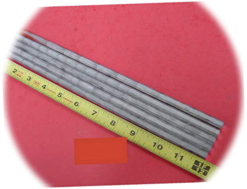 New 5 Pieces HEX 5/16' Aluminum Metal Hex BAR 12' Long Solid Lathe Stock .312' 6DU-0273DE Warranity by KolotovichTool