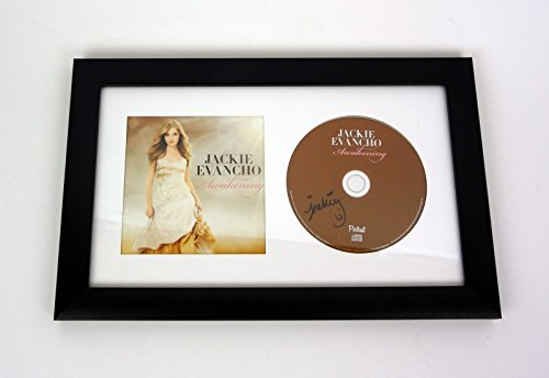 Jackie Evancho Signed Autograph The Awakening CD Framed COA #1