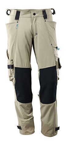 Mascot 17079-311 Hose Bundhose Stretch Dyneema Advanced, hell khaki, 82C42