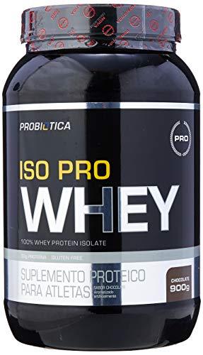 Iso Pro Whey (900G) - Sabor Chocolate, Probiótica