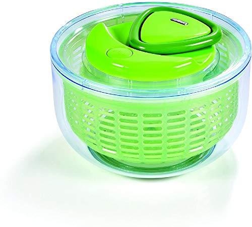 Zyliss Salatschleuder Easy Spin E940003, Green, klein