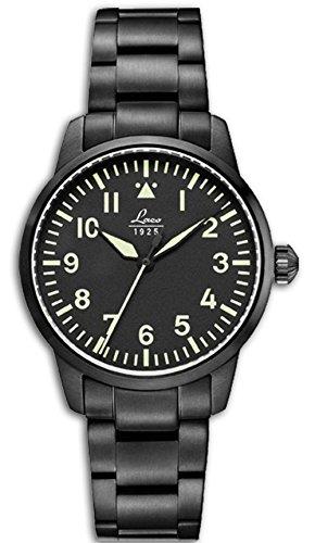 Laco Melbourne Reloj para Hombre Analógico de Automático con Brazalete de Acero Inoxidable 831899
