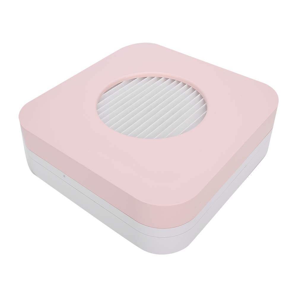 Fine Nail Dust Collector Max 63% OFF Work Moto Pink 60W Free Shipping Cheap Bargain Gift