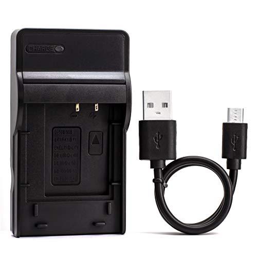 EN-EL24 USB Charger for Nikon 1 J5 Camera and More