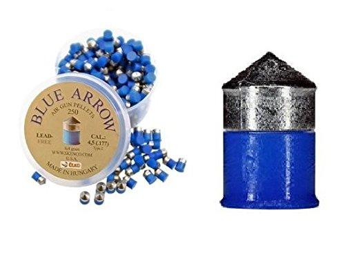 Piombino piombini cal 4,5 Skenco Blue aria compressa pallino Gamo Diana