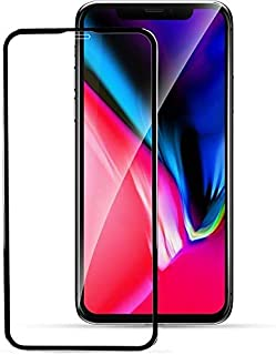 Apple IPhone XR (6.1) 3D Curved Full Coverage Premium Scratch Resistance 5D Touch Tempered Glass Screen Protector For IPho...
