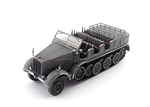 Price comparison product image PMA Sd.kfz.8 Tractor 1 / 72 diecast Half Track Anti-Aircraft Anti-Tank WWII German Vehical