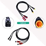 BAFANG Electric Bike Brake Sensor Cable Motor Brake Sensor Cable Compatible with Hydraulic...