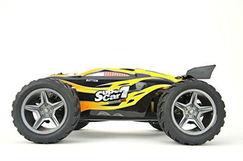 RC Auto kaufen Truggy Bild 3: RC Elektro Truggy 1:12 mit 2,4Ghz , 45 km/h