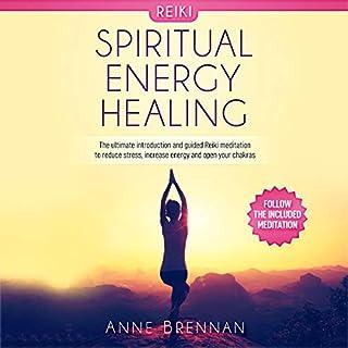 Spiritual Energy Healing: Reiki cover art