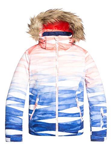 Roxy Jet Ski - Snow Jacket for Girls 8-16 - Schneejacke - Mädchen 8-16 - Blau
