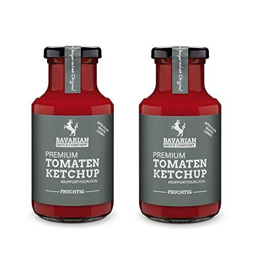 Bavarian Sauce Company, Doppelpack Premium Ketchup