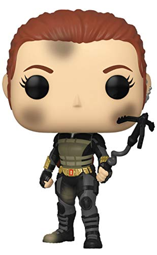 Black Widow - Funko - Marvel - 619 - Collector Corps Exclusive
