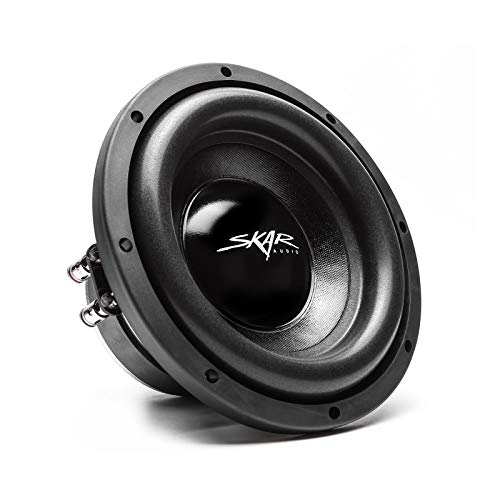 Skar Audio IX-8 D4 8' 300 Watt Max Power Dual 4 Ohm Car Subwoofer