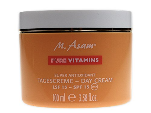 M.Asam Pure Vitamins Tagescreme 100ml