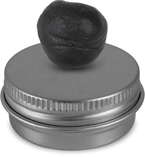 Storfisk fishing & more Soft Tungstengewicht Tungstengewicht Knetbar, (plomo) 25 g, en caja de aluminio, peso de pesca para amasar, aplicación en gancho, cebo o cuerda
