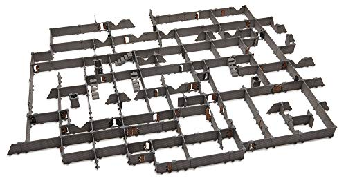 Modular Dungeon System: Tabletop & RPG Terrain Game Set for Dungeons & Dragons, Pathfinder, Castles & Crusades, 13th Age, Zombicide, Star Wars Imperial Assault, and More! - Legend Set (695+ Pieces)