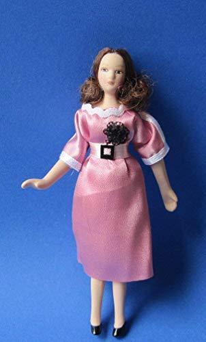 Dolls House Poupée Mod. Margot Femme Maison 4445