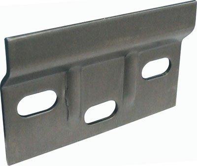 Cabinet hanger wall plate steel heavy duty back plate 10 pack D027