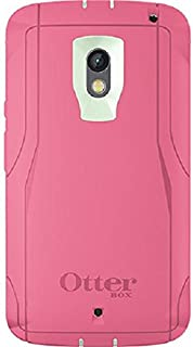 OtterBox DEFENDER Case for MOTOROLA DROID MAXX 2 - Retail Packaging - MELON POP (SAGE GREEN/HIBISCUS PINK)