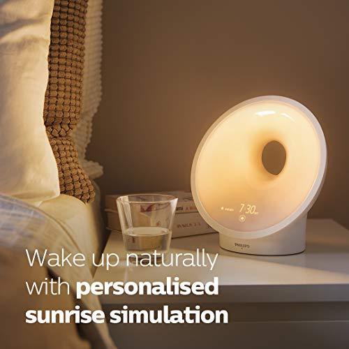 Philips SmartSleep Sleep and Wake-Up Light Alarm Clock