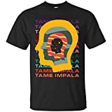 TSHIRTAMAZING Tame Impala #2 T-Shirt Black