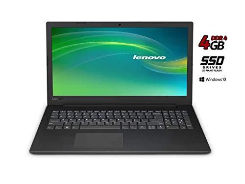 Notebook Lenovo cpu A4 di 7th Gen fino a 2,6GHz ,Hd Led da 15,6 4Gb DDR 4, SSD da 256Gb , Svga Radeon R3, Wi-fi, Lan, Bt, Win10 Professional , Antivirus, Pronto All'uso Garanzia Italia 2 anni