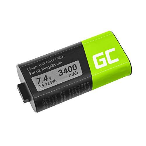 Green Cell ® 533-000116 533-000138 D09S07F0001N04 S-00147 Batería para el Altavoz inalámbrico...