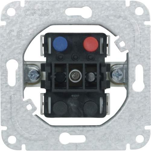 Jäger 560.717 Kontrollschalter Aus/Wechsel 10/16A,250V,50Hz, Steckklemmen