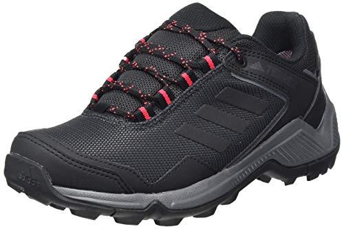 adidas Damen Terrex Eastrail GTX W Fitnessschuhe, Mehrfarbig (Carbon/Negbás/Rosact 000), 40 2/3 EU