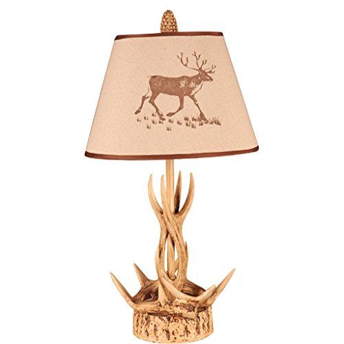 Lampe de table américaine lampe de chevet de chambre rétro Méditerranée Dimmable industriel vent de vent café bar Décoration de bois