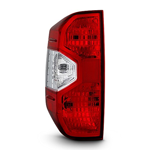 ACANII - For 2014-2018 Toyota Tundra Pickup Truck OE Style Replacement Rear Tail Light Brake Lamp - Driver Side Only