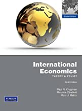 International Economics: Theory & Policy, Global Edition