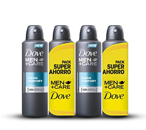 Dove Men Pack Ahorro Desodorante Clean...