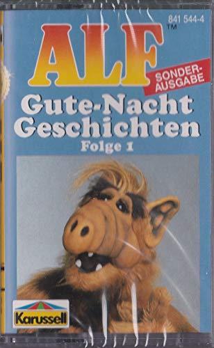 ALF Sonderausgabe - Gute-Nacht Geschichten Folge Nr. 1 Original Hörspiel zur TV-Serie [Musikkassette]
