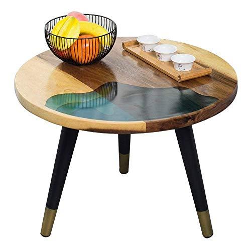 TYTZSM TZSMZDZ Schreibtisch Rustikaler Couchtisch Modernes End Table Essen Sofa Lässige rechteckiges Ende Tisch Basic Wohnkultur for Wohnzimmer, Nachttisch