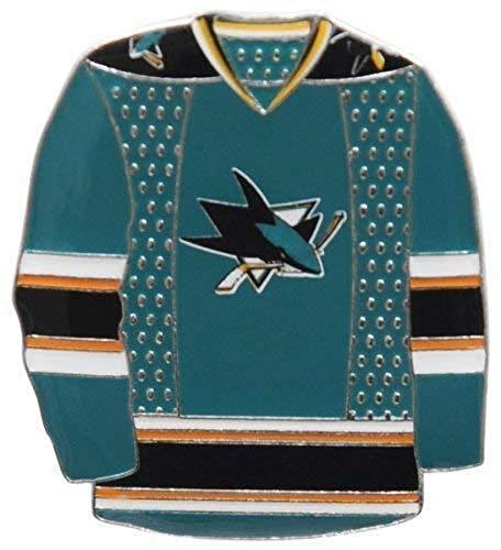 JF Sports Canada NHL San Jose Sharks Dark Jersey Pins