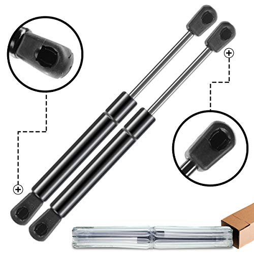 A-Premium Tailgate Rear Trunk Lift Supports Shock Struts Replacement for Pontiac GTO 2004-2006 Coupe Only -  GS0071