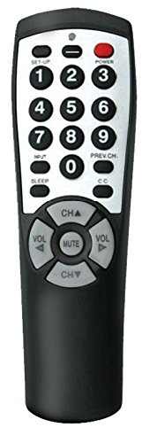 10 Pack of LG Hospitality Remote Control for LG TVs - BR101L - BrightStar