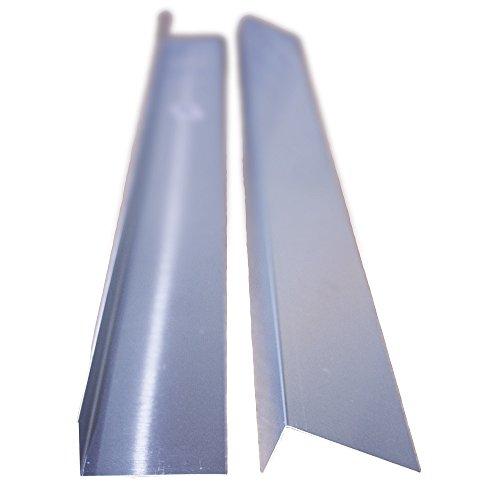 Aluminium Winkelprofil 70/30 Länge 2 Meter, Haus und Gartenprofil HG 2