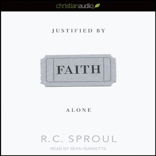 Justified by Faith Alone cover art