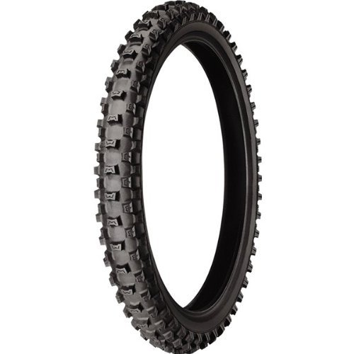 Michelin Starcross MS3 Front Tire - 70/ 100-19, Position: Front, Rim Size: 19, Tire Application: Intermediate, Tire Size: 70/100-19, Tire Type: Offroad 07795 by MICHELIN