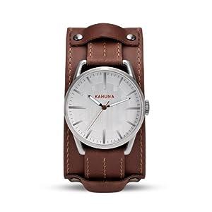 Kahuna AKUC-0050G – Reloj analógico de Cuarzo para Hombre, Correa