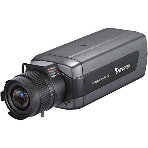 VIVOTEK IP8172 - Cámara de vigilancia (Cámara de Seguridad IP, Alámbrico, CE, LVD, FCC Class A, VCCI, C-Tick, Caja, Gris, Poder, Estado)