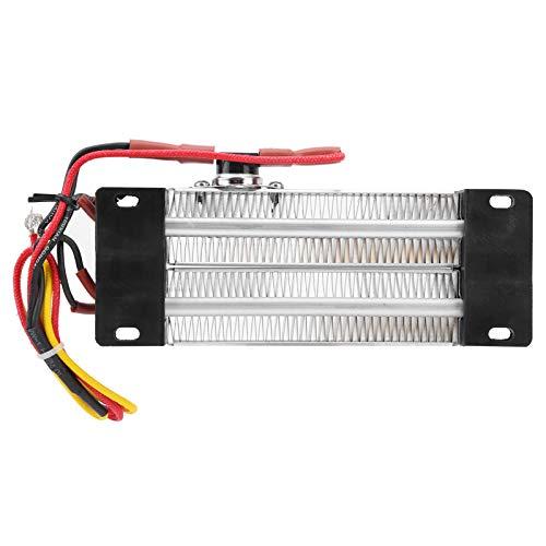 Calentador de aire PTC Calentador de aire de cerámica PTC, Elemento calefactor 96A2 Piezas de accesorios de calentador de aire eléctrico termostático PTC aislado, Calentador de cerámica PTC aislado