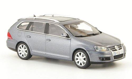 VW Golf V Variant, met.-grau, 2007, Modellauto, Fertigmodell, AUTOart 1:43