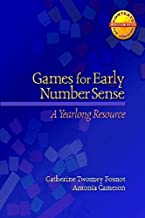Games for Early Number Sense: A Yearlong Resource (Contexts for Learning Mathematics)